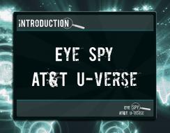 Eye Spy - Start Screen