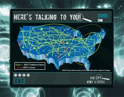 Eye Spy  - AT&T Voice Service