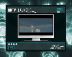 Eye Spy - HDTV Launch