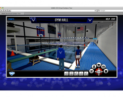 United States Air Force Academy - Gym Hall
