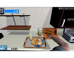 Virtual Occupational Therapy Assistant - Finished with Breakfast