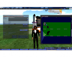 Wright Patterson Air Force Base (Tec^Edge) Virtual World Grid - About Character and World Map