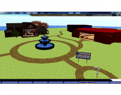 Wright Patterson Air Force Base (Tec^Edge) Virtual World Grid -Character House
