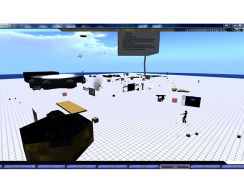 Wright Patterson Air Force Base (Tec^Edge) Virtual World Grid - Sandbox World