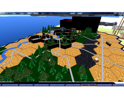 Wright Patterson Air Force Base (Tec^Edge) Virtual World Grid - War Game