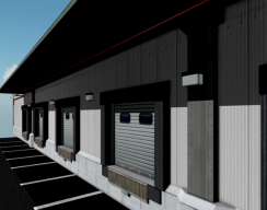 NFPA - 3D Warehouse outside