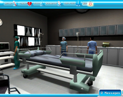 Trauma Unit - Surgery Room