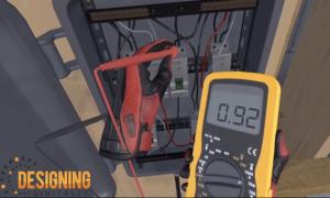 DDINC's VR Electrical Fuse Box Simulation