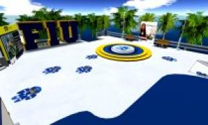 Florida International University - Courtyard