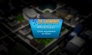 Mobilizer - Start Screen