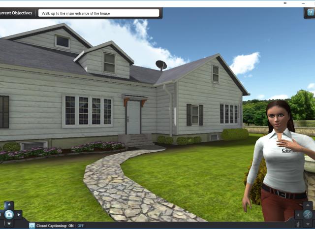 3D Sim eLearning