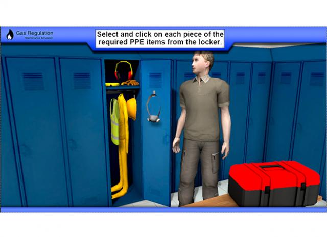 Gas Regulator Maintenance: Required PPE Items