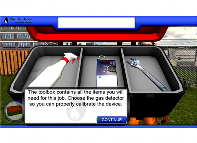 Gas Regulator Maintenance: Tool Box