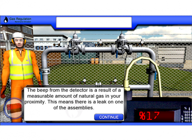 Gas Regulator Maintenance: Beep from the Detector