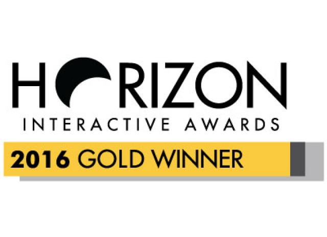 Horizon Interactive Gold Winner