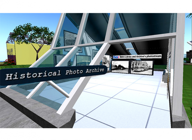 L.A. County Metro Transportation Authority Virtual Campus -Historical Photo Archive
