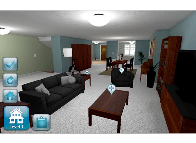 Rutgers - Living Room Creations