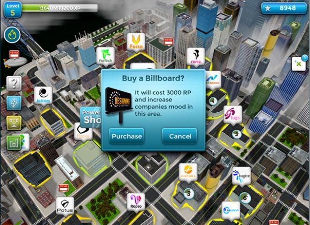 Mobilizer - Buy a Billboard
