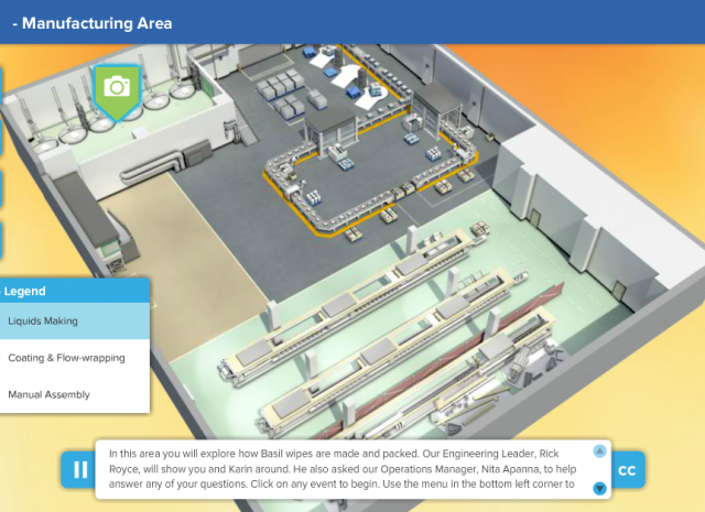 Procter and Gamble Assessment Simulation