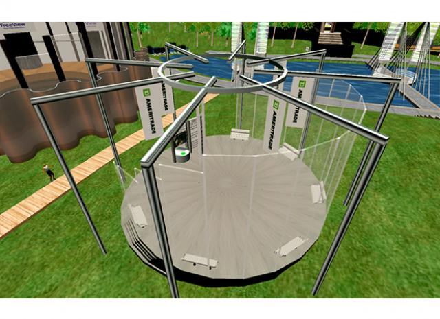 TD Ameritrade Virtual Headquarters - Outside