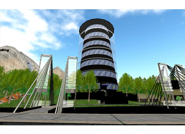 TD Ameritrade Virtual Headquarters - Building