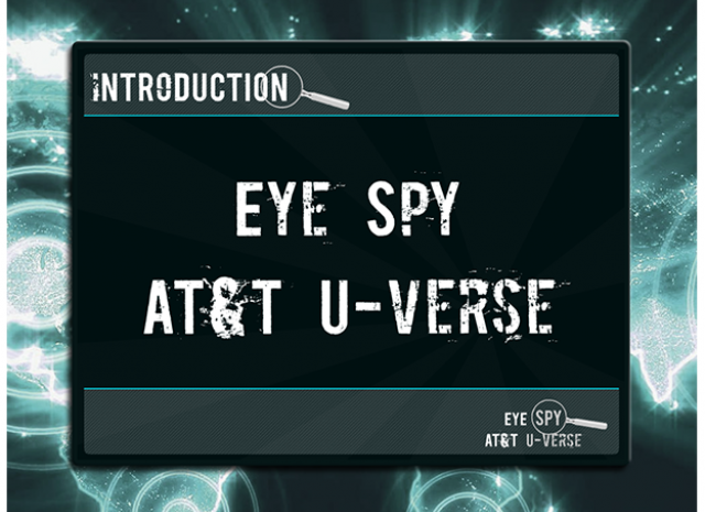 Eye Spy - Start Screen