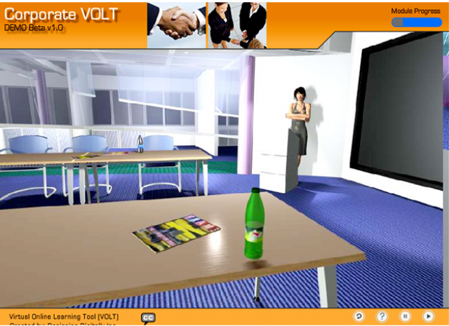 Corporate VOLT - Conference Room