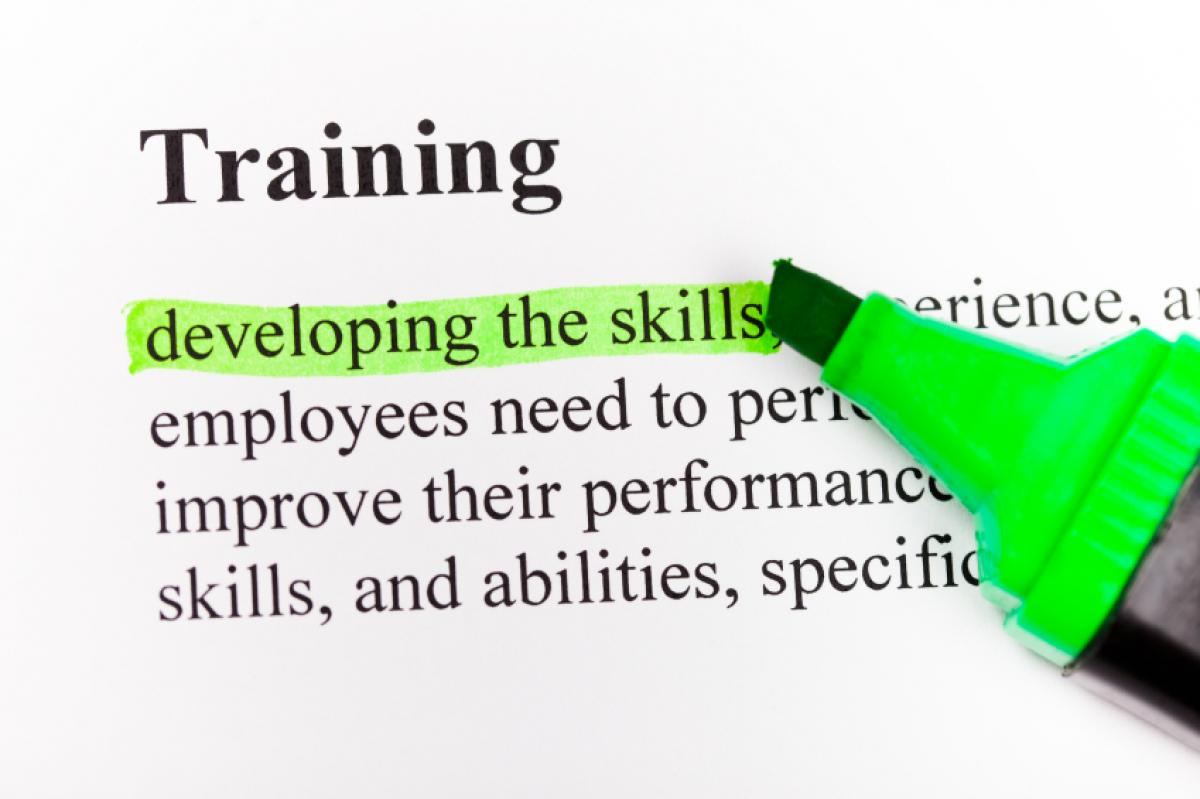 training elearning learning