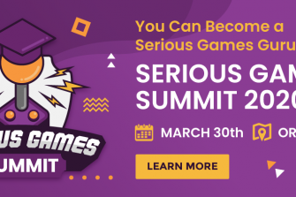 Designing Digitally's Serious Games Summit Co-Located Event at Learning Solutions 2020
