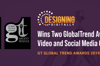 Designing Digitally Wins Two 2019 GlobalTrend Awards