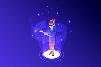 VR Corporate training