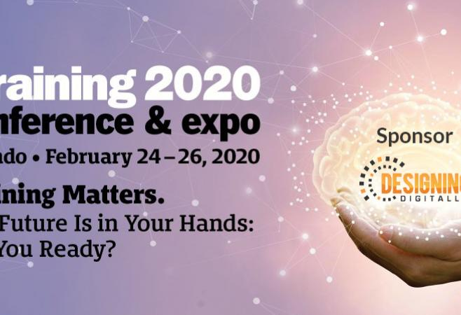 Designing Digitally Sponsors Training 2020 Conference & Expo