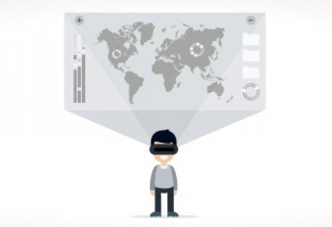 VR employee training
