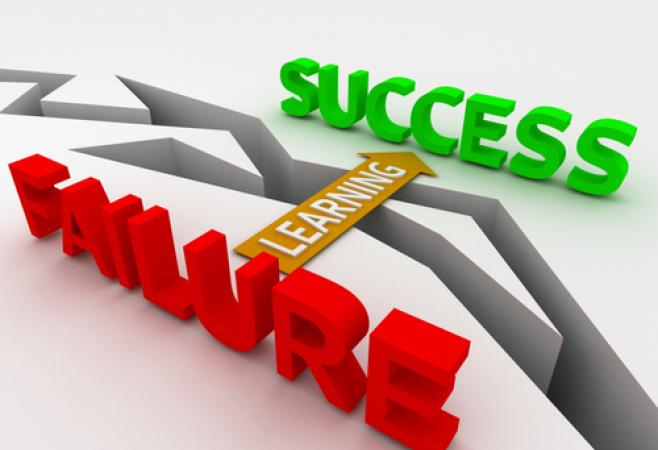 Learning Through Failure with Game-Based Corporate Training