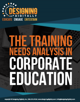 The Training Needs Analysis in Corporate Education