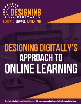 Designing Digitally's Approach to Online Training