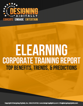 eLearning in Corporate Training Report: Top Benefits, Trends, and Predictions